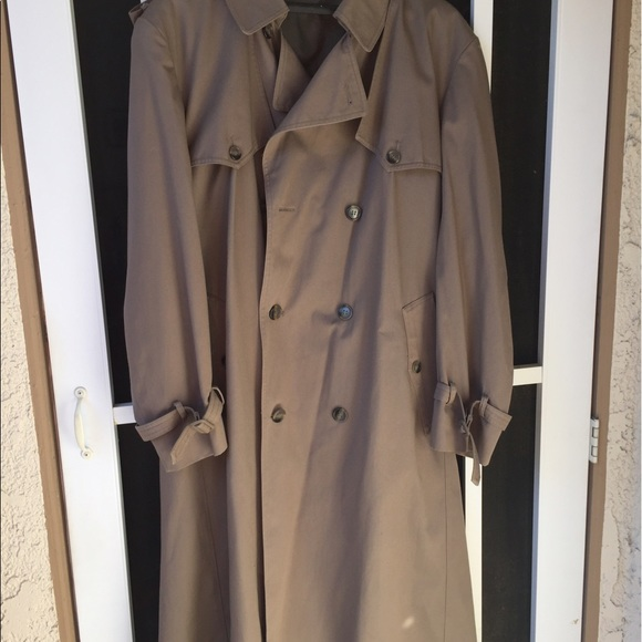 Other - Men's trench coat
