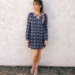 NWOT Boho Inspired Dress