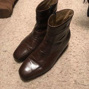 Stacy Adams Other - Stacy Adams zipper boots