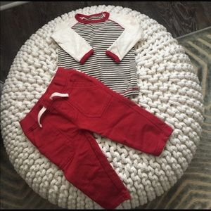 Burt's Bees Baby Other - Burts Bees Organic Cotton Outfit