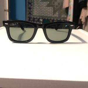 Ray-Ban Accessories - Polarized Wayfarer Ray-Bans
