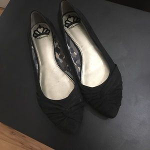 Fergalicious Shoes - Fergalicious Black Flats size 9