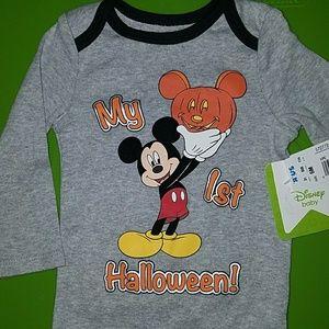 Disney Other - Disney Halloween onesie NWT