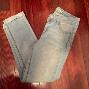 . Other - Ankle length skinny jeans.