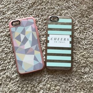 Casetify Accessories - 2 Casetify iPhone 7 phone cases 🔥📱