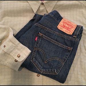 Levi's Other - Levi's | 505 Blue Jeans