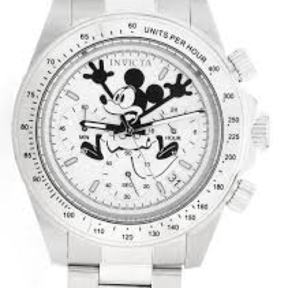 465d039f724 Mickey Mouse Watch INVICTA disney Limited Edition
