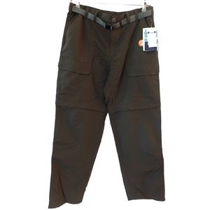 White Sierra Other - NWT UPF30 sun protection convertible hiking pants