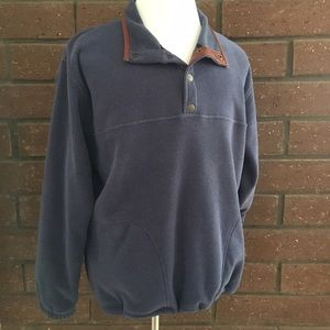 Orvis Other - Orvis | Quarter Snap Up Pull Over Sweatshirt