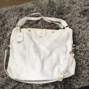 Emma Fox Handbags - Emma fox - like new White hand bag