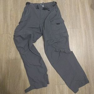 REI Pants - REI Cargo Convert to shorts Hiking Pants