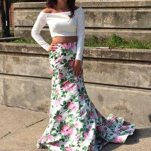 Sherri Hill Dresses & Skirts - 2 Piece Sherri Hill