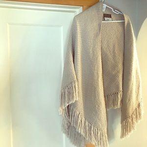 Eddie Bauer Sweaters - Eddie Bauer shawl