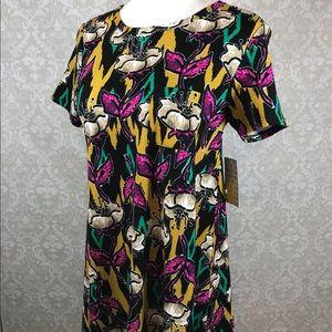 LuLaRoe Dresses & Skirts - LuLaRoe Carly dress XXS nwt