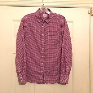 J. Crew Tops - J. Crew XS women's button down shirt