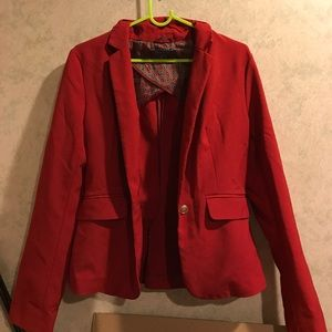 Atmosphere Jackets & Blazers - Red blazer