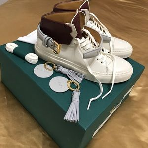 Buscemi Shoes - 100% Authentic Buscemi Women Sneakers size 8