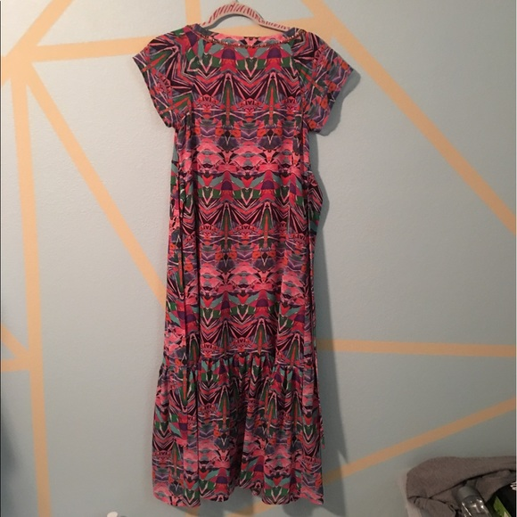 70 off anthropologie dresses skirts nwt anthropologie for Anthropologie mural