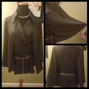 Sejour Jackets & Blazers - ⚡FLASH SALE⚡Cape Style Jacket