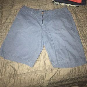 Tailor Vintage Other - Light Blue Khaki Shorts!
