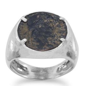 Other - 🆕Ancient Roman Coin Ring Unisex