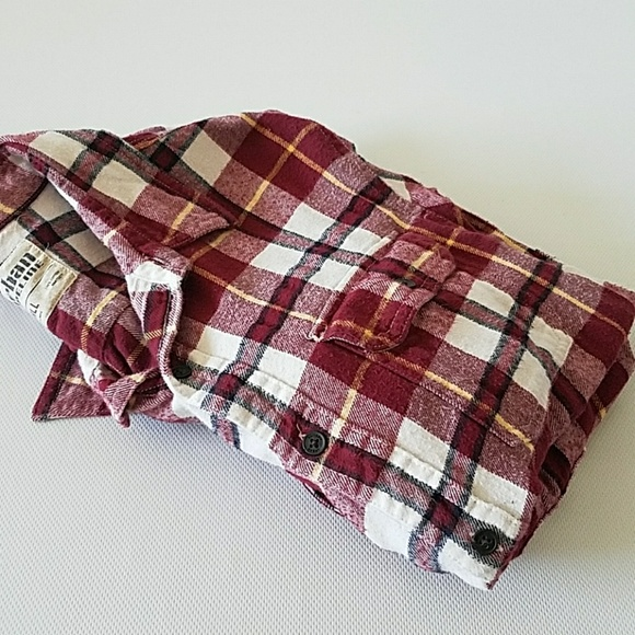 60 Off Urban Pipeline Other Flannel Plaid Button Down
