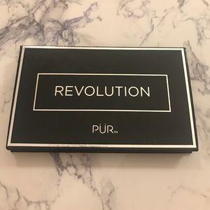 Pur Minerals Other - Pür Revolution Mini Eye Shadow Palette
