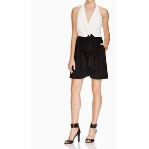 Cynthia Steffe Dresses & Skirts - Cynthia steffe beautiful black & cream dress