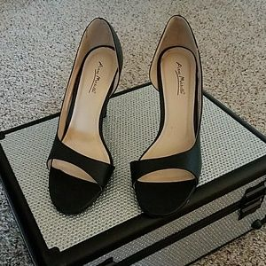 lulus Shoes - Anne Michelle black heels