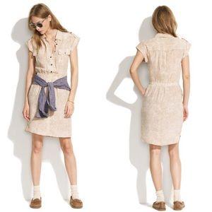 Madewell Dresses & Skirts - M a d e w e l l • S h i r t d r e s s • Sz 14