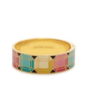Kate Spade On The Rocks Cuff Multi Color Bracelet
