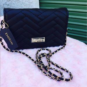 bebe Handbags - Bebe Sophia crossbody bag