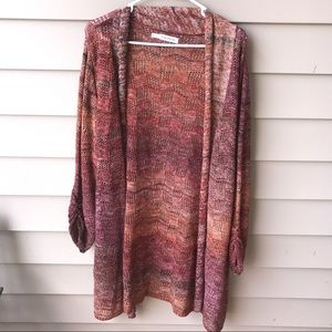 Maurices Sweaters - Maurice's Plus Size Open Front Long Cardigan