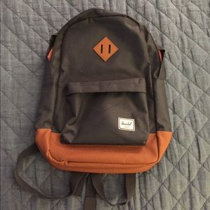 Herschel Supply Company Other - Herschel Navy and Brown Bookbag
