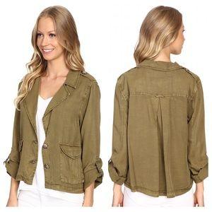 Sanctuary Jackets & Blazers - Sanctuary folded sleeve jacket