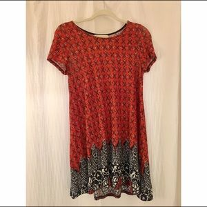 Anthropologie Small Tunic shirt