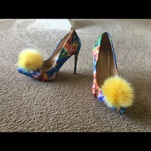 Shoes - Sexy multicolored pump