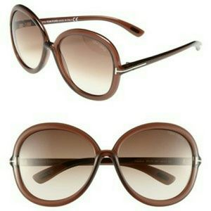 Tom Ford Accessories - Tom Ford Candice Sunglasses Brown TF276 Brown