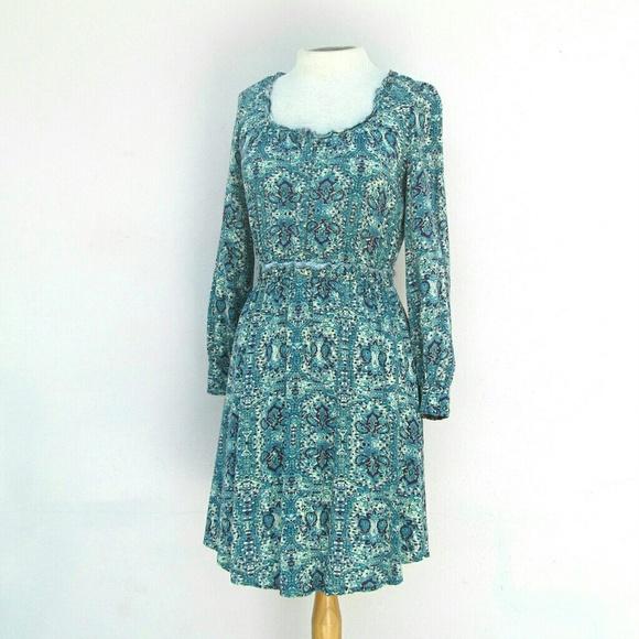 a96e79cc5532 Anthropologie Dresses & Skirts - Anthropologie Holding Horses Dress Size 2