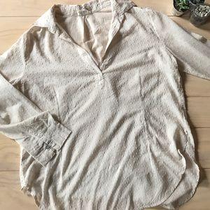 Lou & Grey Tops - 🇺🇸SALE🇺🇸Extra light maternity top