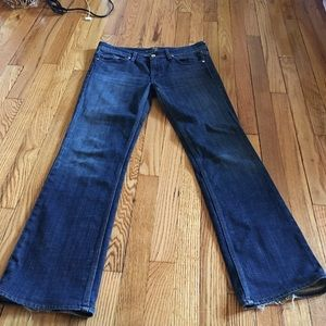 7 For All Mankind Denim - 7 For All Mankind Flynt Boot Cut Jeans