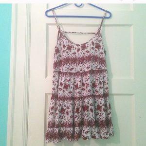 Brandy Melville Dresses & Skirts - NWT Brandy Melville Red Rose Jada