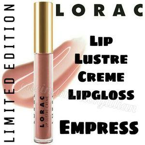 Lorac Other - LE Lorac Lip Lustre Creme Lip Gloss - Empress