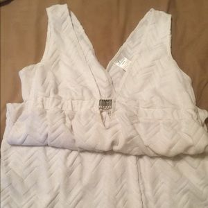 Swim suit cover up - gently used