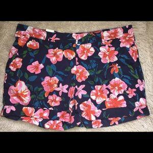 Joe Fresh Pants - NWT Joe Fresh Floral Print Shorts -US 12