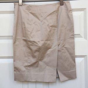 bebe Dresses & Skirts - BEBE Made In USA Front & Back Slit Pencil Skirt