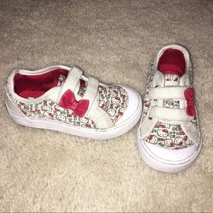 Keds Other - Hello Kitty Keds size 7m