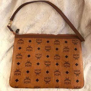 MCM Handbags - MCM Clutch