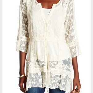 Kyla Seo Anthropolgie blouse