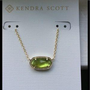 Kendra Scott Jewelry - NWT Kendra Scott Elisa Pendant Necklace